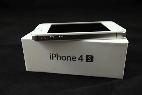 """Rộ """"mốt"""" săn iPhone 4s mới 99,9% bản Nhật, Mỹ - 1"""