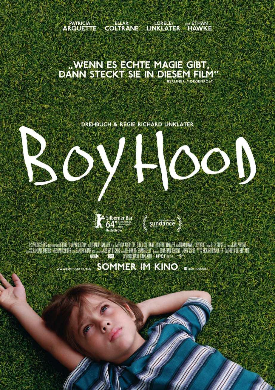 """""""Boyhood"""" ẵm giải quan trọng nhất tại Quả cầu vàng 2015 - 1"""
