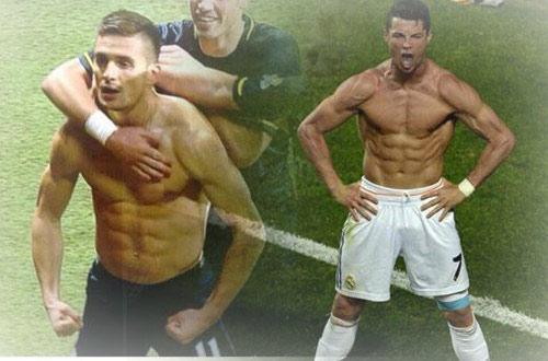 Ảnh chế: CR7 - Bale hục hặc, Messi - Enrique làm lành - 7