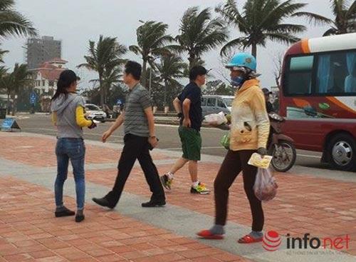 Đà Nẵng: Du khách tàu biển quốc tế lại bị quấy nhiễu - 2
