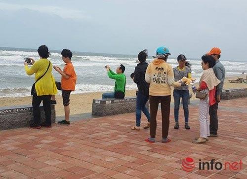 Đà Nẵng: Du khách tàu biển quốc tế lại bị quấy nhiễu - 3