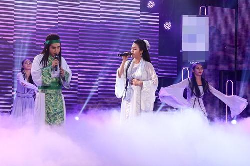 Nhật Kim Anh duyên dáng áo bà ba hát về quê chồng - 4