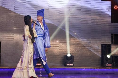 Nhật Kim Anh duyên dáng áo bà ba hát về quê chồng - 7