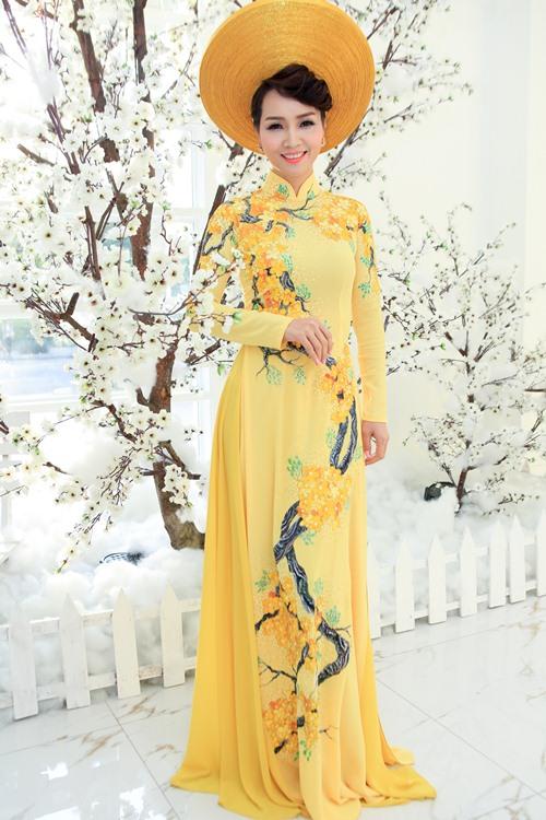 Nhật Kim Anh duyên dáng áo bà ba hát về quê chồng - 10