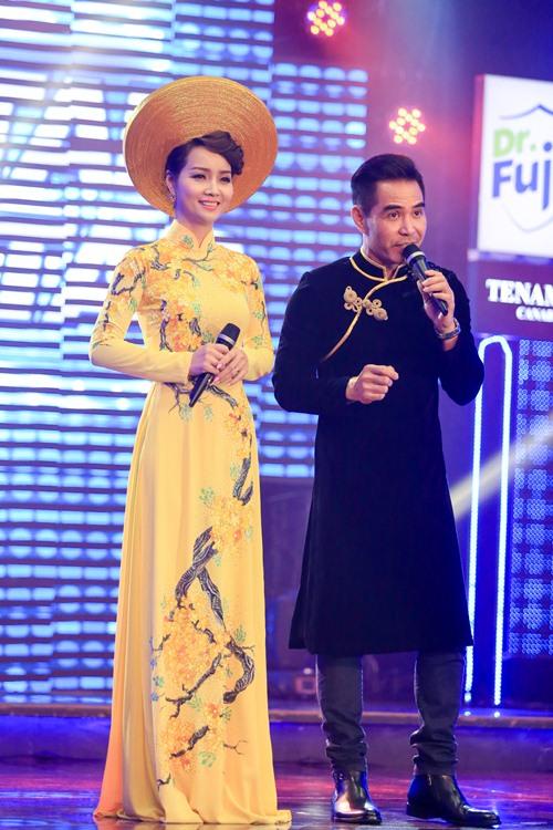 Nhật Kim Anh duyên dáng áo bà ba hát về quê chồng - 11
