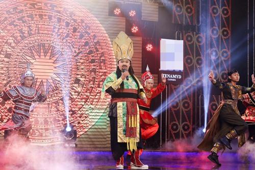 Nhật Kim Anh duyên dáng áo bà ba hát về quê chồng - 8