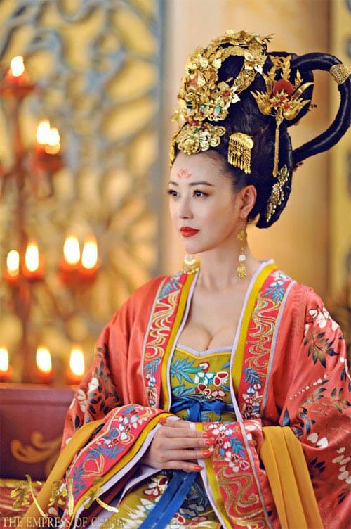 5 mỹ nữ U50 Trung Quốc mơn mởn như thiếu nữ 18 - 1