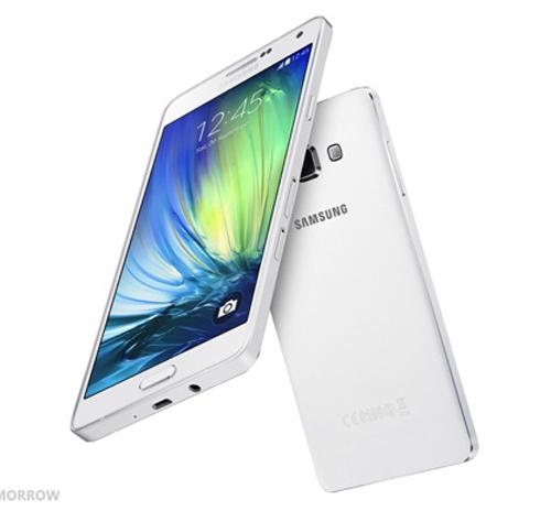 Samsung Galaxy A7 khung kim loại trình làng - 2