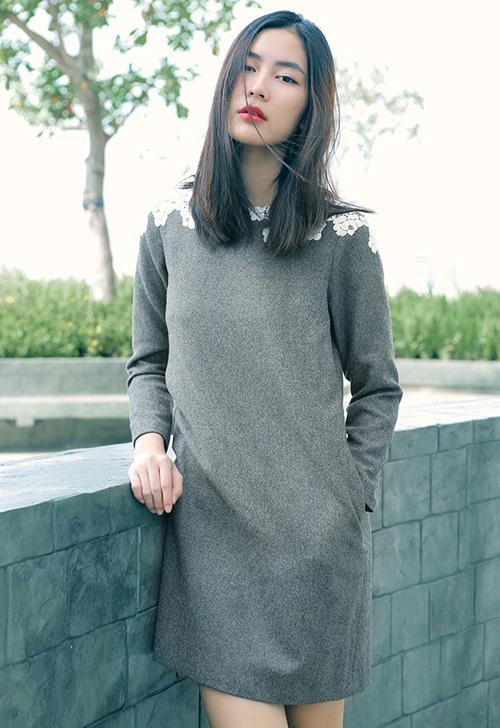 Hot girl Helly Tống xinh đẹp với thời trang du xuân - 7
