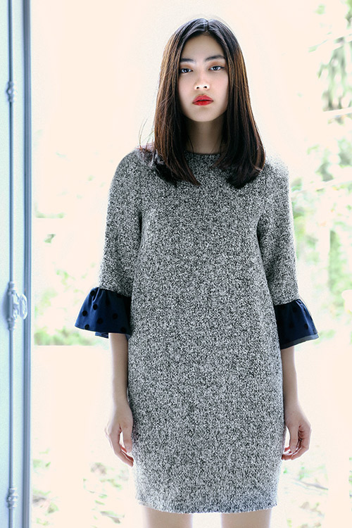 Hot girl Helly Tống xinh đẹp với thời trang du xuân - 6