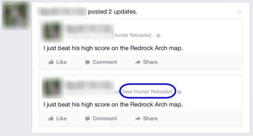 Cách ngăn ứng dụng Facebook đăng thông tin nhảm lên timeline - 1