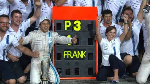 Những cái nhất F1 2014: Ricciardo vượt mặt Hamilton (P1) - 1