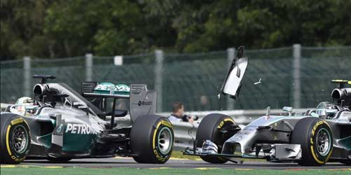 Những cái nhất F1 2014: Ricciardo vượt mặt Hamilton (P1) - 3