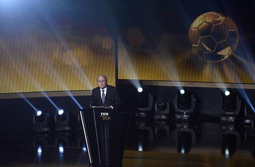 Ronaldo giành QBV FIFA 2014 - 2