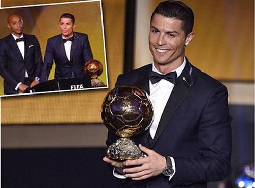 Ronaldo từ hồi hộp đến vỡ òa hạnh phúc - 1