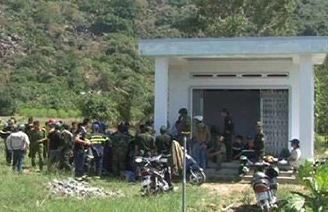 Giải cứu 20 sinh viên mắc kẹt trên núi Bà Đen - 1