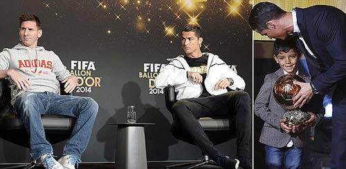 """Ronaldo """"đoạt"""" QBV: Vinh quang dành cho kẻ cao ngạo - 1"""