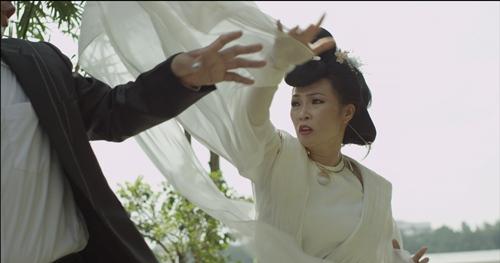 """Phương Thanh khoe võ công đẹp mắt trong """"Tây Du Ký"""" - 7"""