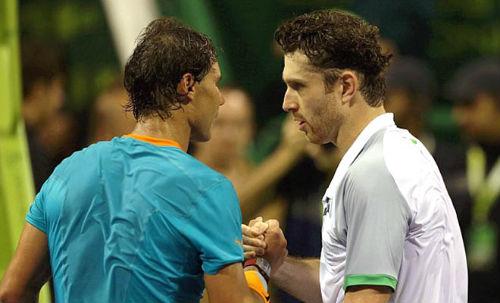 Nadal yếm thế trong Big 4 - 1