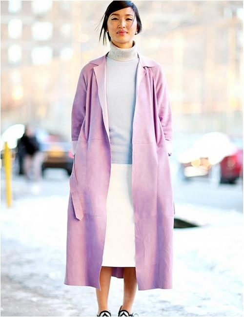 11 cách mặc đẹp với áo len cổ lọ - 7