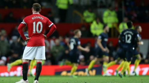 MU: Đến lúc trả lại vị trí trung phong cho Rooney - 2