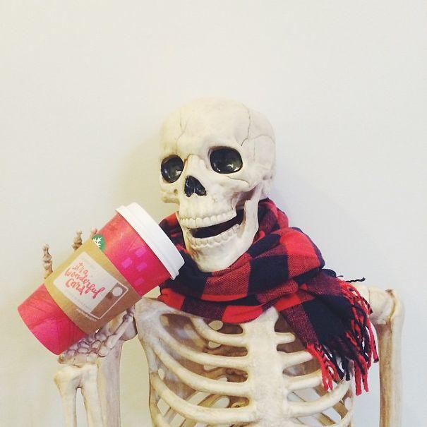 Gặp gỡ nàng xương nổi tiếng nhất Instagram - 3
