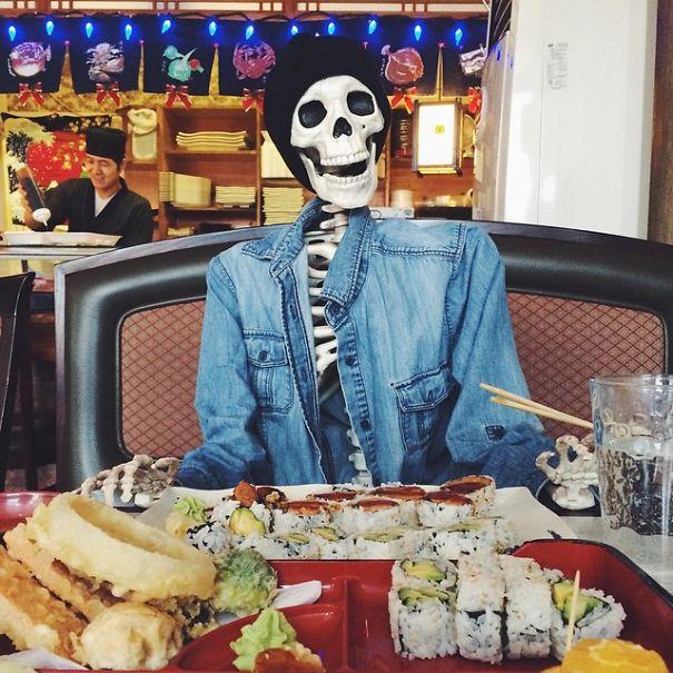 Gặp gỡ nàng xương nổi tiếng nhất Instagram - 7