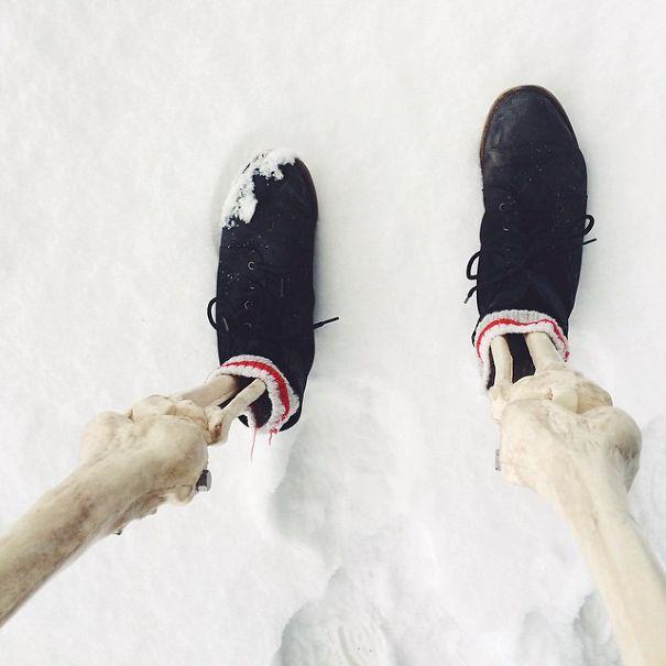 Gặp gỡ nàng xương nổi tiếng nhất Instagram - 8