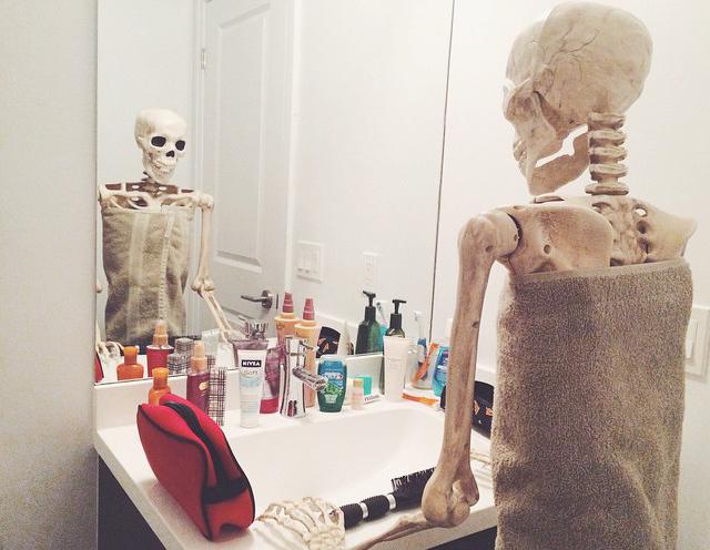 Gặp gỡ nàng xương nổi tiếng nhất Instagram - 10