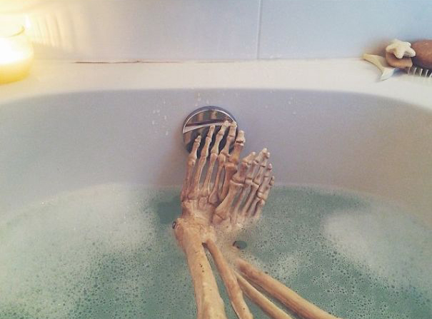 Gặp gỡ nàng xương nổi tiếng nhất Instagram - 11