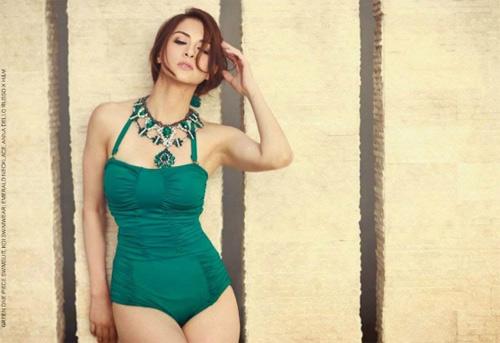 Đằng sau nhan sắc của mỹ nhân đẹp nhất Philippines - 5