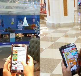 Tiện lợi với wifi miễn phí phủ sóng trung tâm thương mại - 2