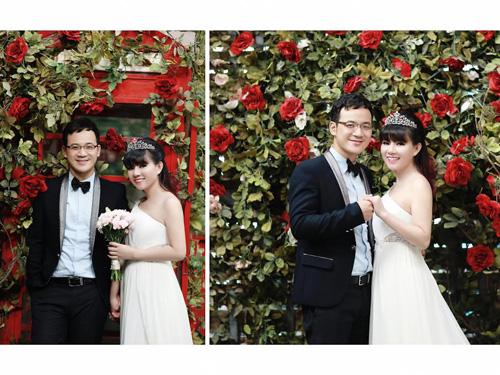 """""""Sao Mai"""" Bùi Lê Mận kết hôn với """"phi công trẻ"""" - 7"""
