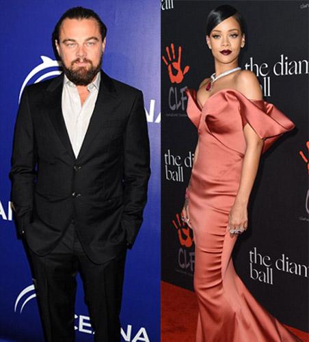 Rộ tin Leonardo DiCaprio hẹn hò Rihanna - 1
