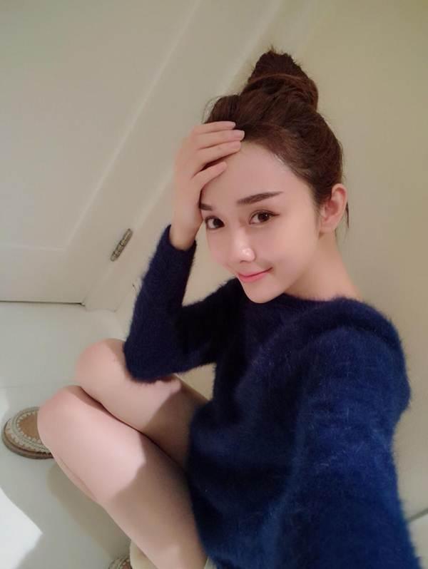 """Vẻ đẹp hút hồn của nàng """"showgirl"""" đẹp nhất Trung Quốc - 8"""