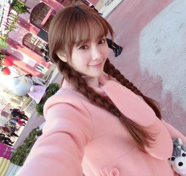 """Vẻ đẹp hút hồn của nàng """"showgirl"""" đẹp nhất Trung Quốc - 6"""