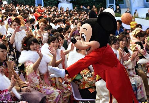 Hàng nghìn thiếu nữ Nhật xinh đẹp trong lễ Trưởng thành - 6