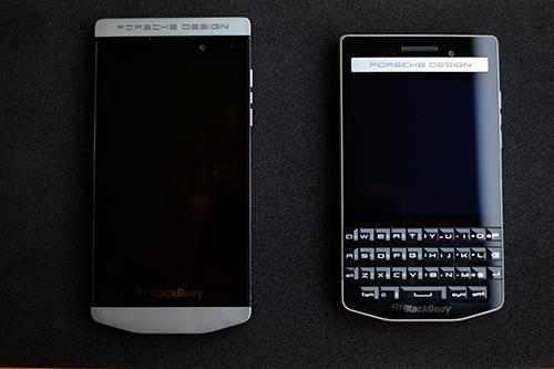 BlackBerry chính thức tung dòng smartphone cao cấp P'9982 - 10