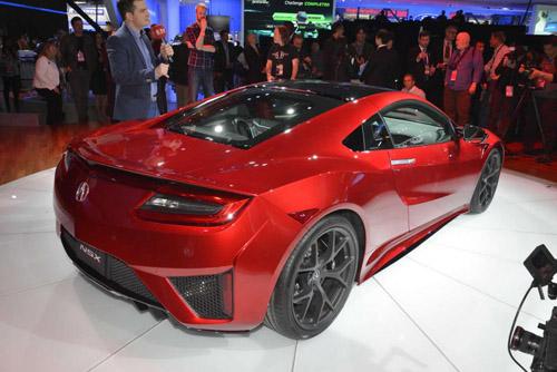 Xế sang Acura NSX chính thức trình làng - 6