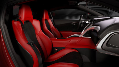 Xế sang Acura NSX chính thức trình làng - 10