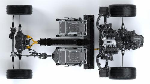 Xế sang Acura NSX chính thức trình làng - 9