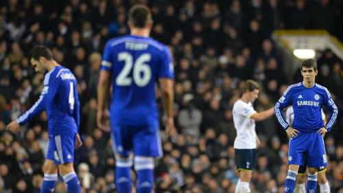 Chelsea & sự nghi ngờ về bản lĩnh sân khách - 2