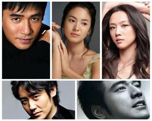 """Lương Triều Vỹ tái ngộ Song Hye Kyo trong """"Người lái đò"""" - 5"""