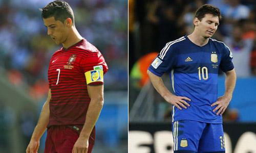 Không World Cup, Ronaldo không bao giờ vĩ đại - 1