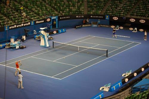 Nadal, Djokovic... ráo riết tập luyện tại Úc - 2
