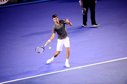 Nadal, Djokovic... ráo riết tập luyện tại Úc - 3