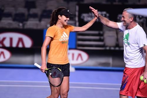 Nadal, Djokovic... ráo riết tập luyện tại Úc - 8