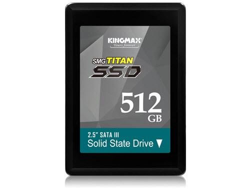 Kingmax giới thiệu ổ cứng SSD tốc độ cao, chống va đập - 1