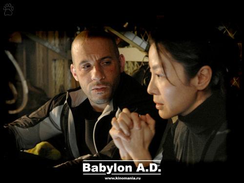 Trailer phim: Babylon A.D - 3