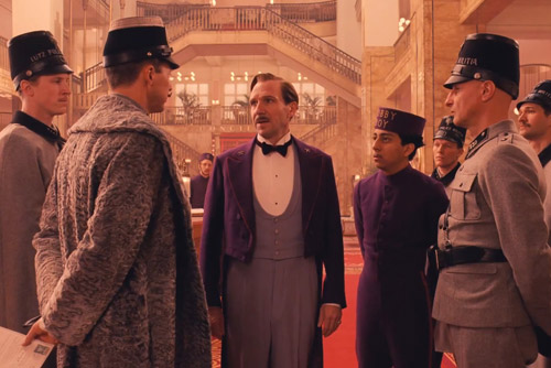 Trailer phim: The Grand Budapest Hotel - 1